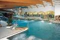 Vnitřní bazény hotelu Aphrodite