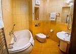 Koupelna hotel Diplomat