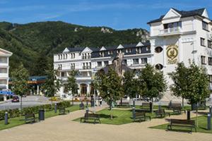 Hotel Palace Aphrodite Rajecké Teplice