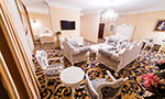 Suite De Luxe, hotel Palace Aphrodite
