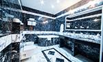 Suite De Luxe, koupelna se sprchou