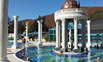 Odpočinkový termální bazén