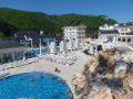 Areál hotelu Palace Aphrodite****