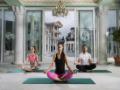 Fitness, cvičební a relaxační programy s instruktorem/instruktorkou