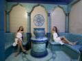 Mentolová sauna s blahodárnými účinky na dýchání a nervový systém